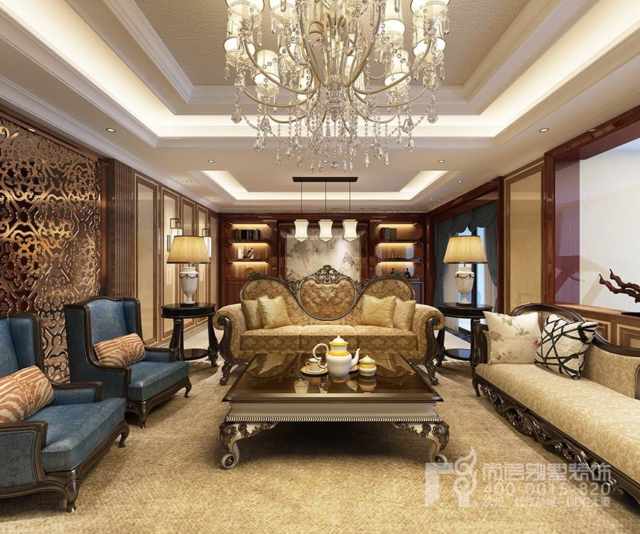 另一种是找别墅装修设计公司,让公司按照自己的要求进行装修.