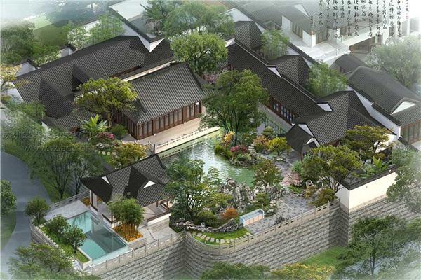 杭州四合院别墅有哪些?