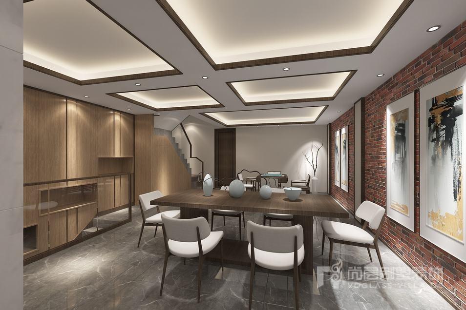 上海院子地下室装修效果图1